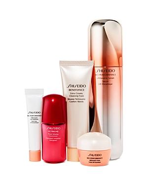 Shiseido Bio-Performance Uplifting Essentials Collection