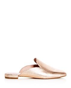 Joie - Women's Jadzia Leather Loafer Mules