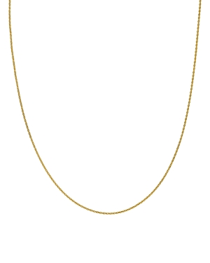 Bloomingdale's 14K Yellow Gold Flat Cable Chain Necklace, 22 - 100% Exclusive