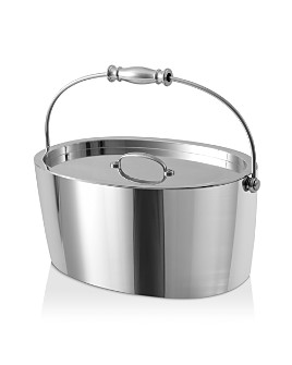 Crafthouse by Fortessa - Stainless Steel Ice Bucket with Lid