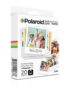 "Polaroid 3.5x4.25"" Border Prints ZINK® Paper, Pack of 20 - Bloomingdale's_0"