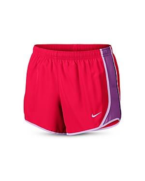 Nike Girls Dry Tempo Running Shorts  Big Kid