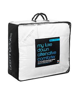 Bloomingdale's - My Luxe Down Alternative Asthma & Allergy Friendly Medium Weight Comforters - 100% Exclusive