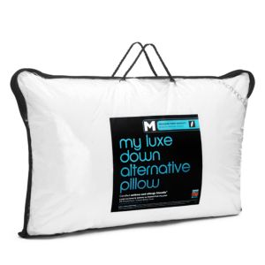 Bloomingdale's My Luxe Down Alternative Asthma & Allergy Friendly Medium/Firm Pillow, Standard/Queen