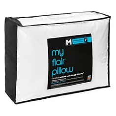 Bloomingdale's My Flair Asthma & Allergy Friendly Medium Density Down Pillow Collection - 100% Exclusive_0