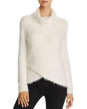 Freeway Cowl Neck Asymmetric Sweater