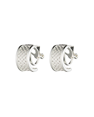 Lauren Ralph Lauren Half Round Huggie Clip-On Earrings