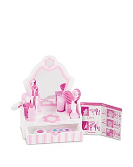 Melissa & Doug - Beauty Salon Play Set - Ages 3+