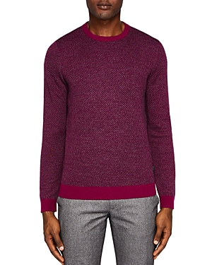 Ted Baker Cinamon Interest Stich Sweater