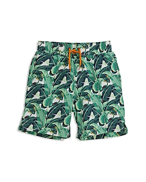 Sovereign Code Boys Printed Swim Trunks  Little Kid