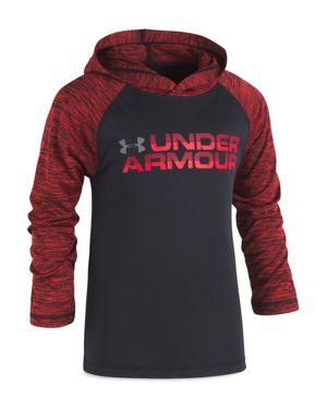 Under Armour Boys' Logo Training Hoodie - Little Kid thumbnail