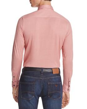Armani Collezioni - Patterned Check Classic Fit Button-Down Shirt