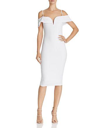 Nookie - Pretty Belle Cold-Shoulder Dress