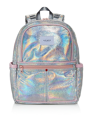 State Girls' Iridescent Backpack