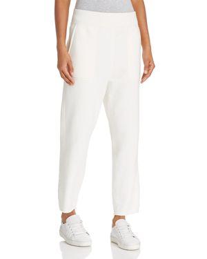 rag & bone/Jean Frayed-Cuff Lounge Pants