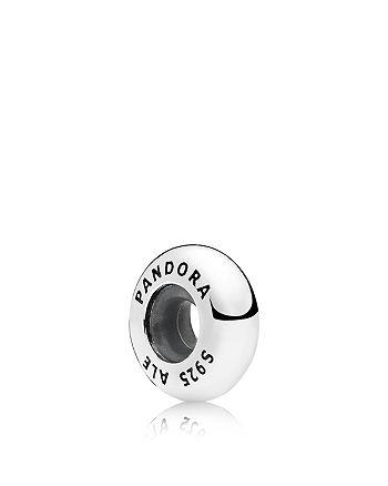 PANDORA - Sterling Silver Classic Shine Bangle Stopper