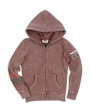 Butter Boys' Mineral-Wash Hoodie - Big Kid