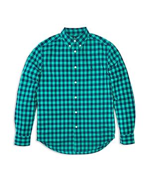 Ralph Lauren Childrenswear Boys Check ButtonDown Shirt  Big Kid