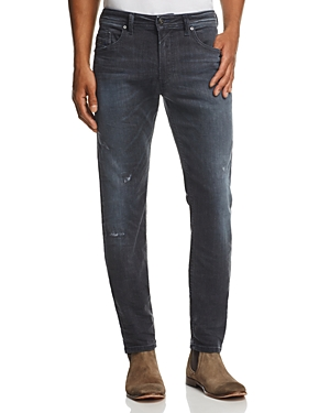 Diesel Thommer Slim Fit Jeans in Dark Blue