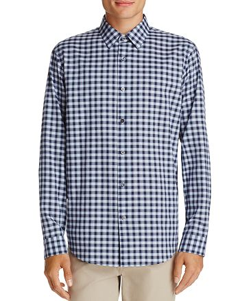 Theory - Sylvain Piran Long Sleeve Button-Down Shirt - 100% Exclusive