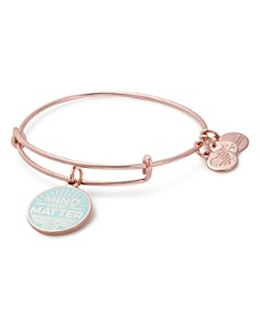 Alex and Ani Mind Over Matter Expandable Wire Bangle - Bloomingdale's_0