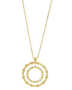 Gumuchian 18K Yellow Gold Diamond Double Nutmeg Pendant - Bloomingdale's_0