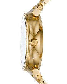 Michael Kors - Sofie Gold-Tone Touchscreen Smartwatch, 42mm