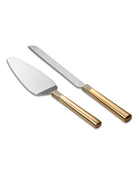 Waterford - Diamond Cake Knife & Server