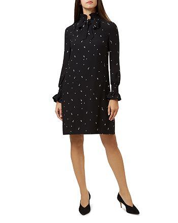 HOBBS LONDON - Luna Star-Print Dress