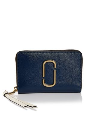 Marc Jacobs Snapshot Standard Small Leather Wallet 2899217