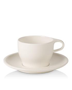 Villeroy & Boch - Coffee Passion Café au Lait Cup & Saucer Set