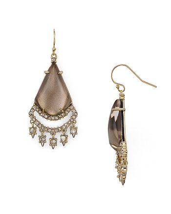 Alexis Bittar - Crystal Lace Chandelier Earrings
