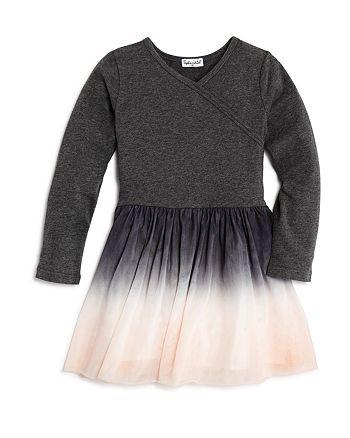 Splendid - Girls' Dip-Dyed Tutu Dress - Little Kid