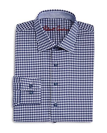 Robert Graham - Boys' Printed Dress Shirt - Big Kid