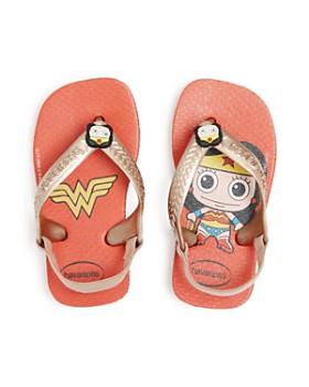havaianas - Girls' Baby Heroes Flip-Flops - Baby, Walker, Toddler