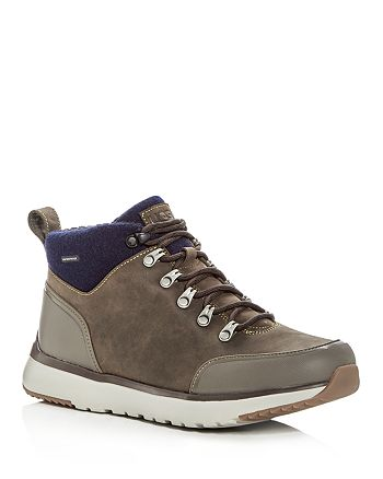 542a11be794 UGG® Men's Olivert Waterproof Nubuck Leather Cold-Weather Hiking ...