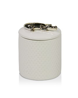 Thompson Ferrier - Croco Blanc Charnel Candle