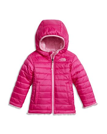 The North Face® - Girls' Reversible Hooded Puffer Coat - Little Kid