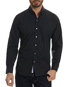 Robert Graham Phelan Dotted Long Sleeve Button-Down Shirt - 100% Exclusive - Bloomingdale's_0