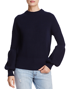 The Fifth Label SCULPTURE BALLOON-SLEEVE SWEATER