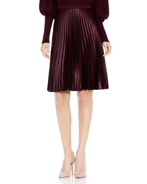 Vince Camuto Pleated Skirt
