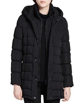Calvin Klein - Hooded Down Coat