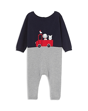 Click here for Jacadi Boys Color-Blocked Red Car Coverall - Baby prices
