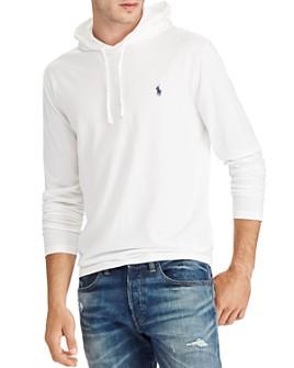 Polo Ralph Lauren - Jersey Long Sleeve Tee Hoodie