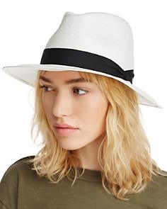 rag & bone - Panama Wide Brim Hat