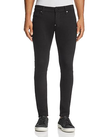 G-STAR RAW - Revend Super Slim Jeans in Black