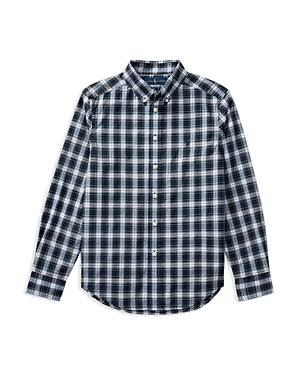 Ralph Lauren Childrenswear Boys' Plaid Shirt - Big Kid