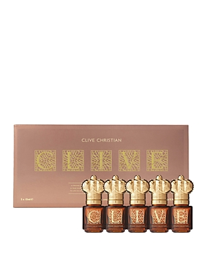 Clive Christian Private Collection Masculine Traveler Gift Set