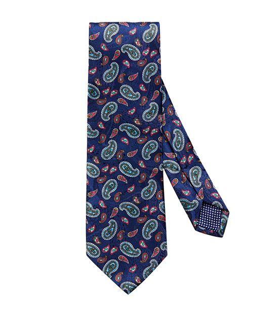 Eton - Paisley Pines Classic Tie