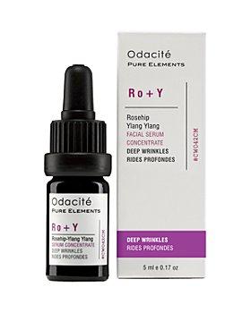 Odacite - Ro+Y Rosehip & Ylang Ylang Deep Wrinkles Serum Concentrate